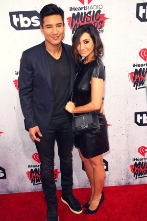 Courtney Mazza attends the iHeartRadio Music Awards