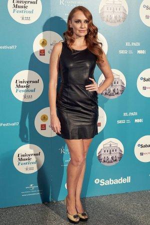 Cristina Castano attends Universal Music Festival