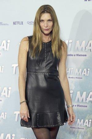 Cristina Piaget attends Thi Mai Rumbo a Vietnam film premiere