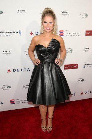 Crystal Hunt attends Mark Zunino Atelier Fashion and Cocktail Reception