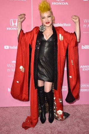 Cyndi Lauper attends 2019 Billboard Women