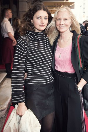 Daisy Bevan attends The Inheritance press day