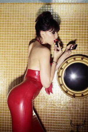 Daisy Lowe for Sony Ericsson Xperia ray 2011