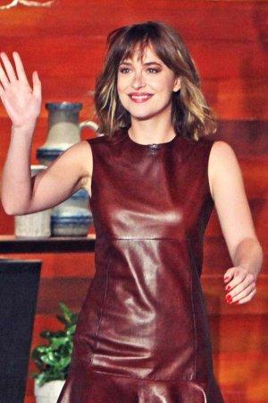 Dakota Johnson interview on The Ellen DeGeneres Show