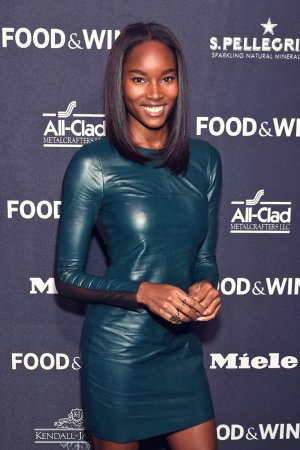Damaris Lewis at the FOOD & WINE 2016 'Best New Chefs' event