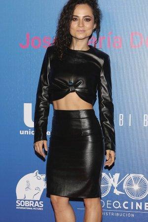 Damayanti Quintanar attends the 'Que Pena Tu Vida' Mexico City Premiere
