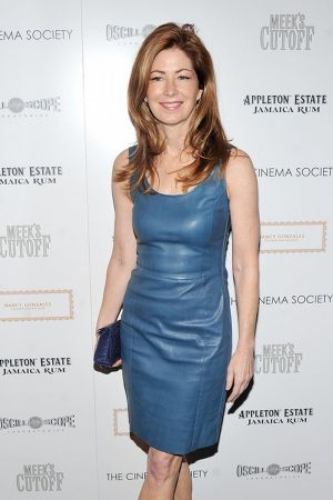 Dana Delany at the Screening of Meek's Cutoff