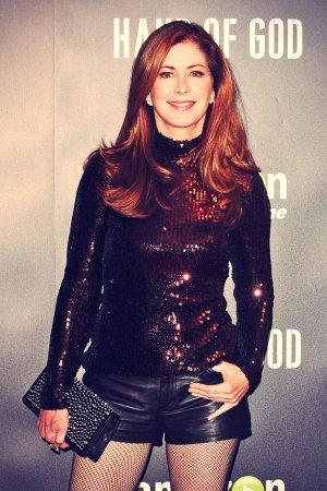 Dana Delany attends Hand Of God UK Premiere Season 1