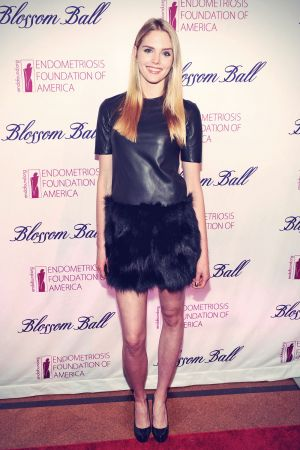 Dani Seitz attends Endometriosis Foundation of America Blossom Ball