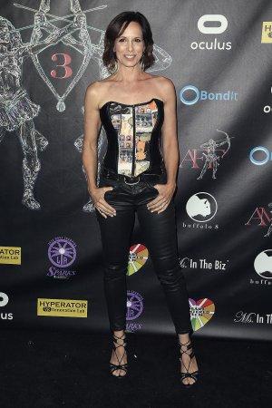 Danielle Burgio attends Artemis Women in Action Film Festival