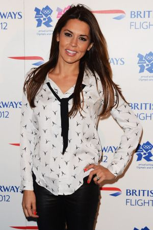 Danielle Lineker at BA Great Britons Programme Launch in London