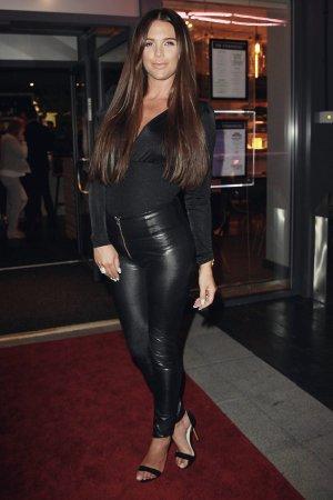 Danielle Lloyd at Fsk Steakhouse & Prosecco Bar