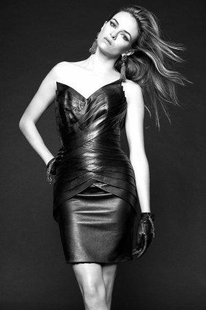 Danielle Panabaker in VULKAN Magazine