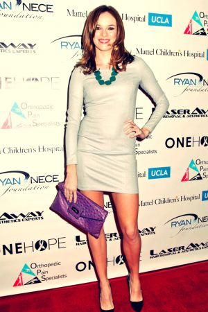 Danielle Panabaker The Power of Giving Holiday Fundraiser