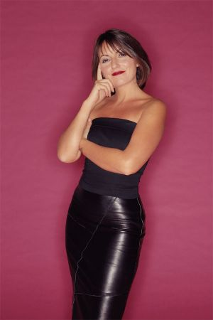 Davina McCall - Tim Brett Day Photoshoot