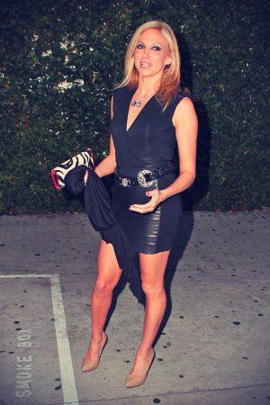 Debbie Gibson attends Survivor CD release party