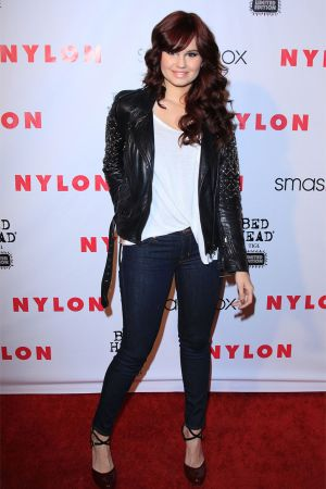 Debby Ryan attends NYLON Magazine Anniversary