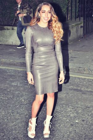 Delilah attends BRIT Awards 2013 Nominations Launch