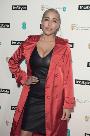 Delilah attends InStyle EE Rising Star - BAFTAs pre party