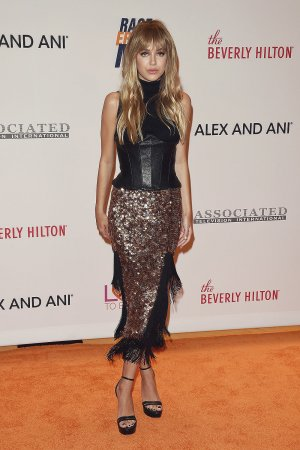 Delilah Belle Hamlin attends 24th Annual Race To Erase MS Gala