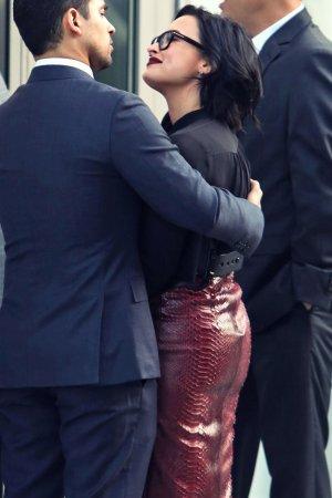 Demi Lovato attends I Have A Dream Foundation 3rd Dreamer Dinner