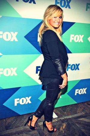 Demi Lovato attends the Fox All-Star Party