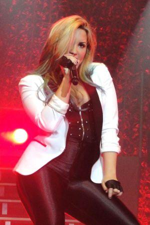 Demi Lovato live at 2012 Endfest, Sacramento