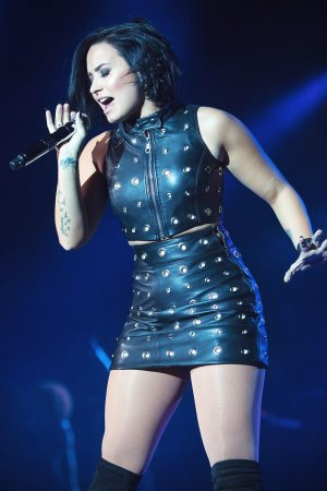 Demi Lovato performs at 106.1 KISS FM's Fall Ball