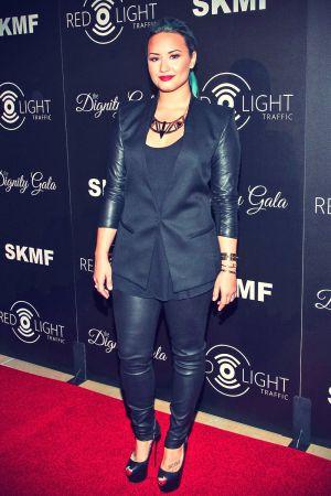Demi Lovato The Inaugural Dignity Gala