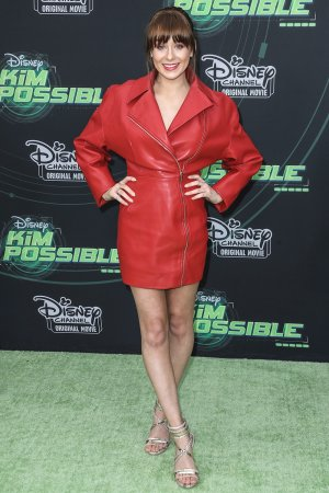 DeVore Ledridge attends Los Angeles Premiere Of Disney Channel's 'Kim Possible'
