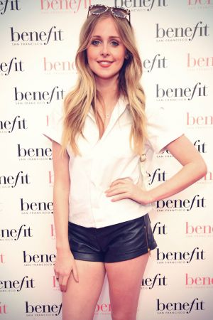 Diana Vickers attends the launch party of Gabbi's Head