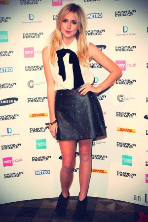Diana Vickers London Fashion Week