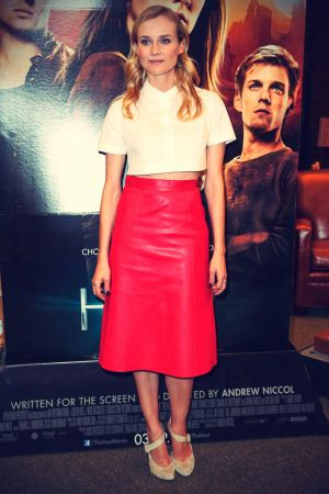 Diane Kruger Celebrate the Film Release of The Host