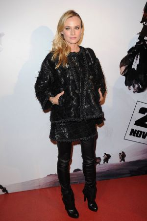 Diane Kruger Forces Speciales Premiere in Paris