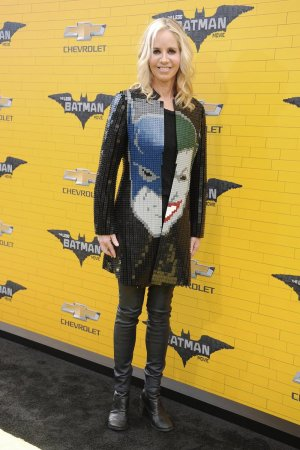 Diane Nelson attends the Premiere of The LEGO Batman Movie