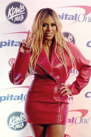 Dinah Jane attends 101.3 KDWB's Jingle Ball 2018