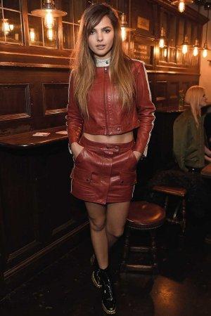 Doina Ciobanu attends Frame Pub Quiz