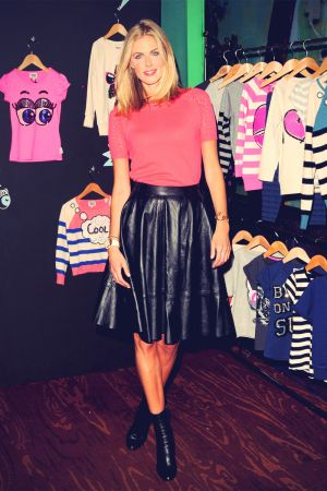 Donna Air attends Launch of the girlswear