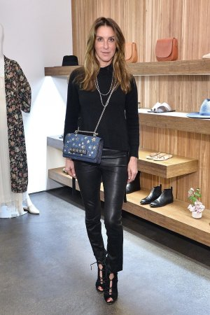 Dori Cooperman attends Jenni Kayne and H.E.A.R.T. Celebrate Valentine's Day