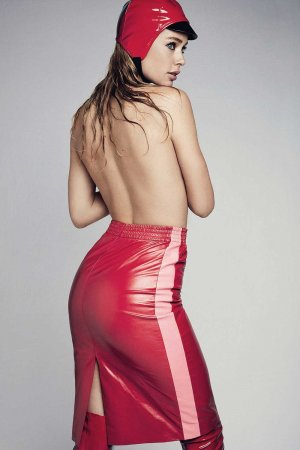 Doutzen Kroes in Vogue Russia 2016