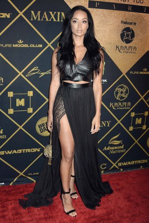 Draya Michele attends the 2016 MAXIM Hot 100 Party