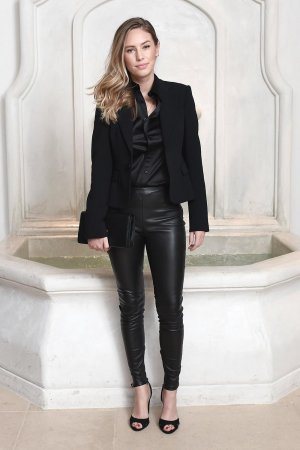 Dylan Penn attends Ralph Lauren and Vogue Celebrate Iconic Style