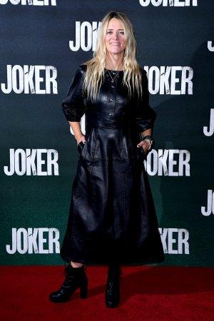 Edith Bowman attending a special screening of the Joker
