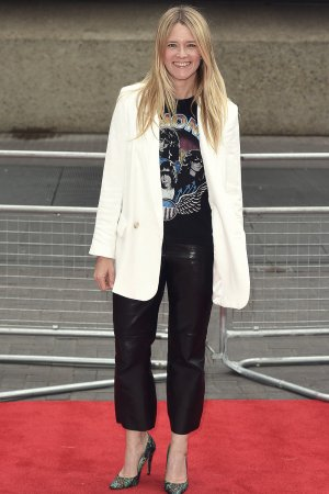 Edith Bowman attends Jawbone UK Film Premiere