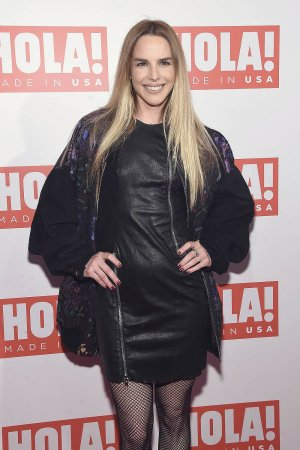 Eglantina Zingg attends the HOLA! USA launch