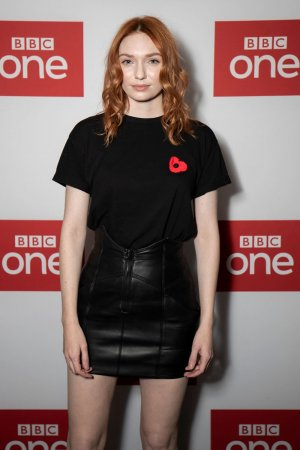 Eleanor Tomlinson attends War Of The Worlds BBC Preview
