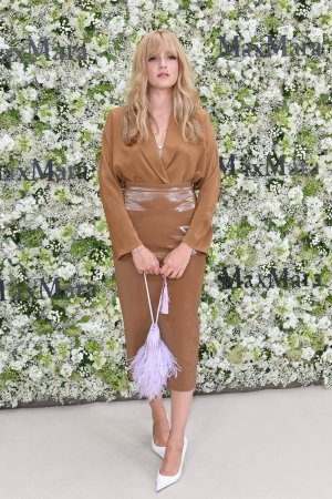 Eleonora Carisi attends Max Mara Resort 2020 Red Carpet Event