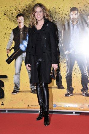 Elisabetta Pellini attends a photocall for 'Smetto Quando Voglio - Masterclass'