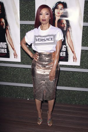 Elise Neal attends We Belong Together film premiere