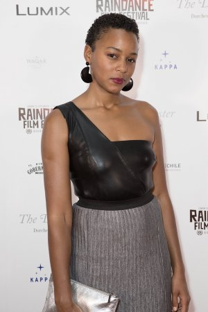 Elisha Robin attends Raindance Film Festival Private Reception